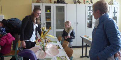Das MELISSANTES-Gymnasium öffnete seine Türen für Schüler und Eltern
