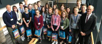 Besuch im Thüringer Landtag