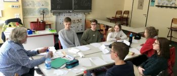 DDR-Planspiel der Klassen 10