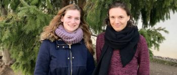 Herzlich willkommen - zwei neue Lehrerinnen