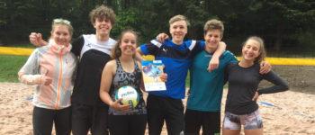 Jugend trainiert für Olympia - Beachvolleyball