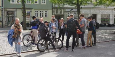 Tagebuch eines Schüleraustauschs mit Norwegen
