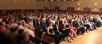 Abiturzeugnisse und Abi-Feier 2019