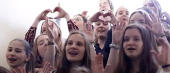 Schattenkinder - MELISSANTES-Chor drehte  zusammen mit der Starlights-Stiftung ein Musikvideo