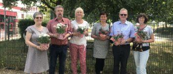 Langjährige Kollegen verabschiedet in den Ruhestand