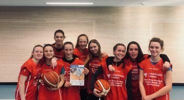 Mädchen qualifizieren sich zum Schulamtsfinale