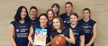 Mädchen gewinnen Kreisfinale im Basketball