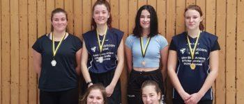 Unsere Mädchen der WKIII qualifizieren sich für das Landesfinale