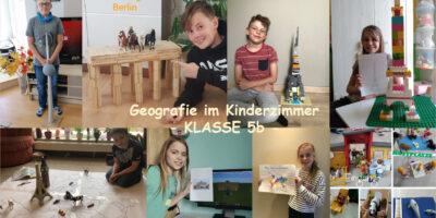Geografie im Kinderzimmer