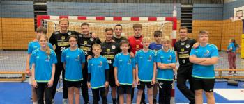 """""""Jugend trainiert für Olympia"""" - Handballer gewinnen Bundesfinale vor Ort"""
